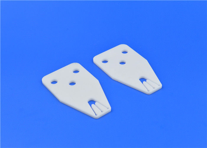 High Temperature Resistance Alumina Ceramic Inserts / Pads / Plate / Board