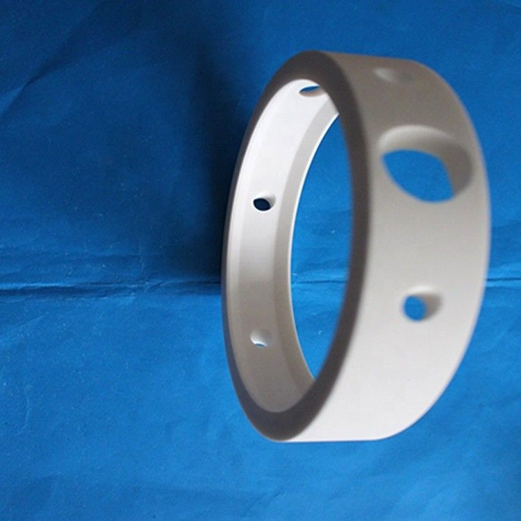 Wear Resistant Al2O3 Alumina Ceramic Seal Rings